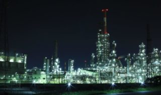 【陸上】塩浜地区 第一コンビナート昭和四日市石油